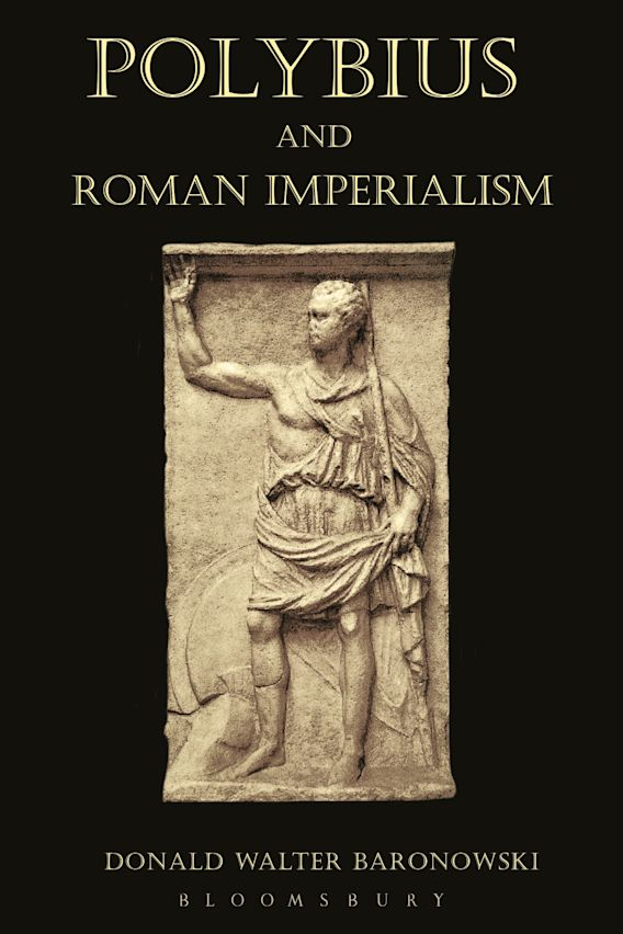 Polybius and Roman Imperialism cover