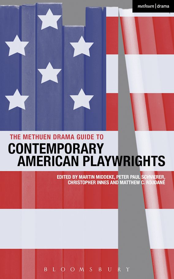 The Methuen Drama Guide to Contemporary American Playwrights cover