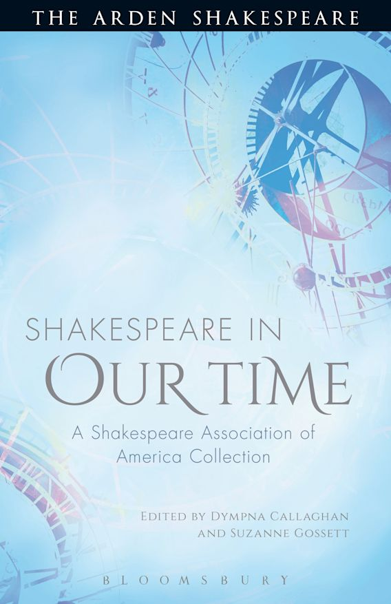 Shakespeare in Our Time cover