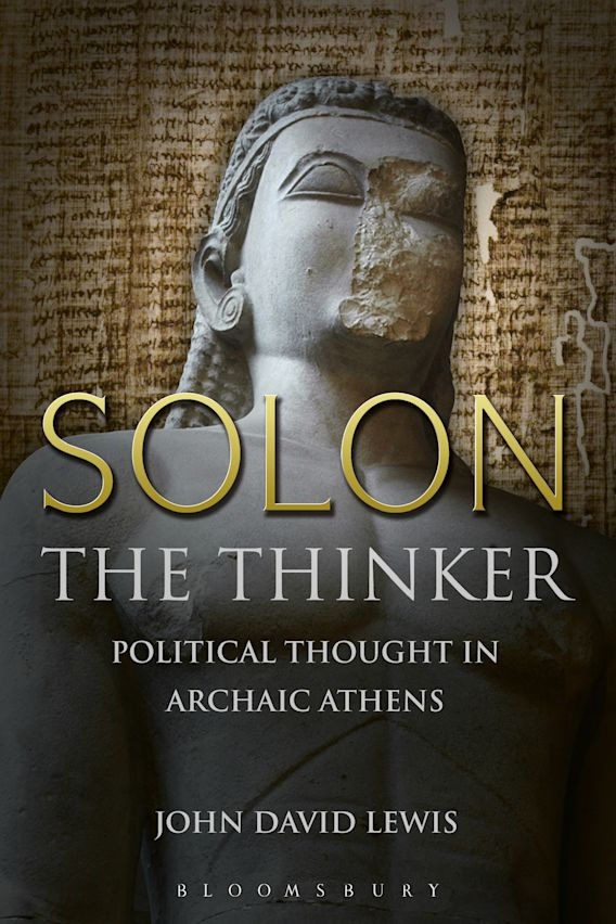 Solon the Thinker cover