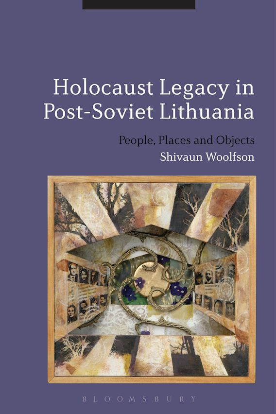 Holocaust Legacy in Post-Soviet Lithuania cover