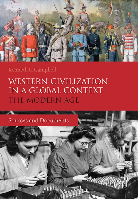 Western Civilization in a Global Context: The Modern Age cover