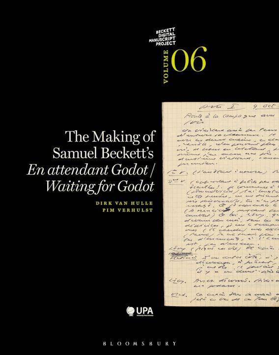 The Making of Samuel Beckett's 'Waiting for Godot'/'En attendant Godot' cover
