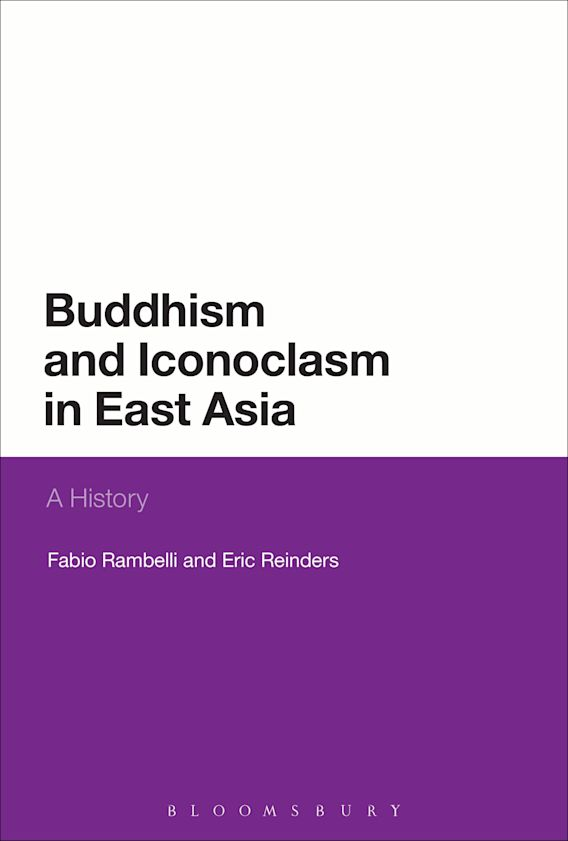 Buddhism and Iconoclasm in East Asia cover