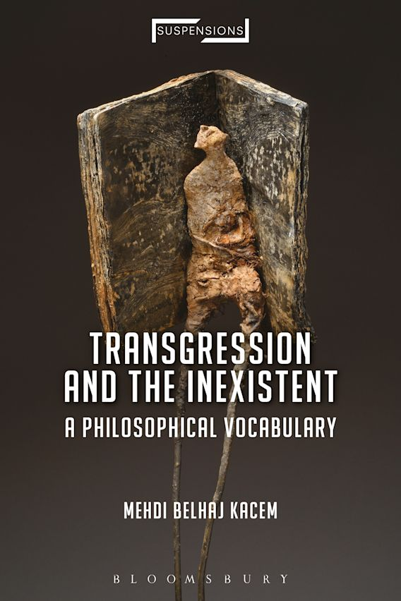 Transgression and the Inexistent cover