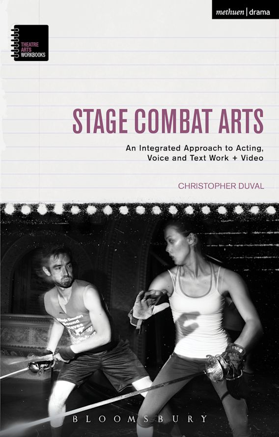 Stage Combat Arts cover