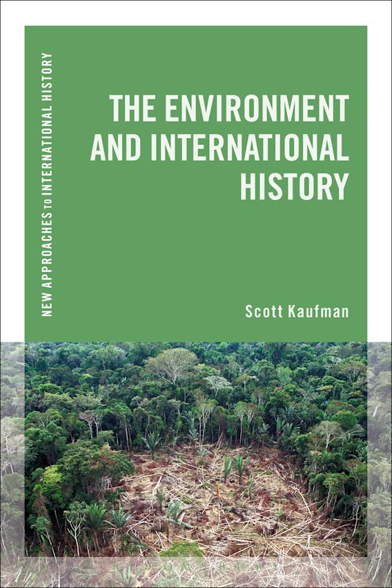 The Environment and International History cover