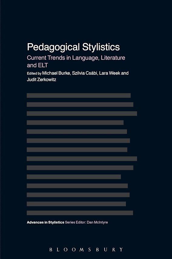 Pedagogical Stylistics cover