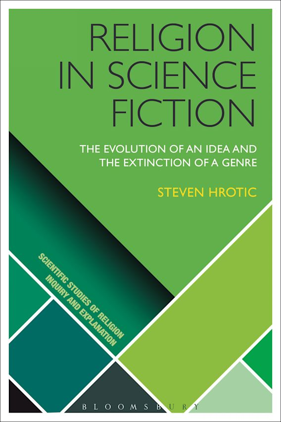 Religion in Science Fiction cover