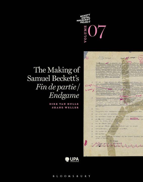 The Making of Samuel Beckett's 'Endgame'/'Fin de partie' cover