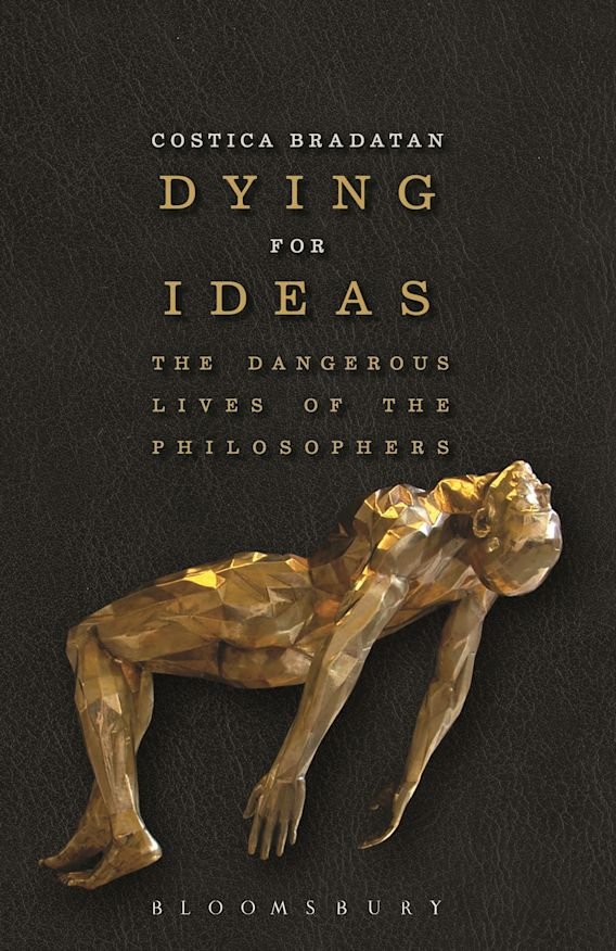 Dying for Ideas cover