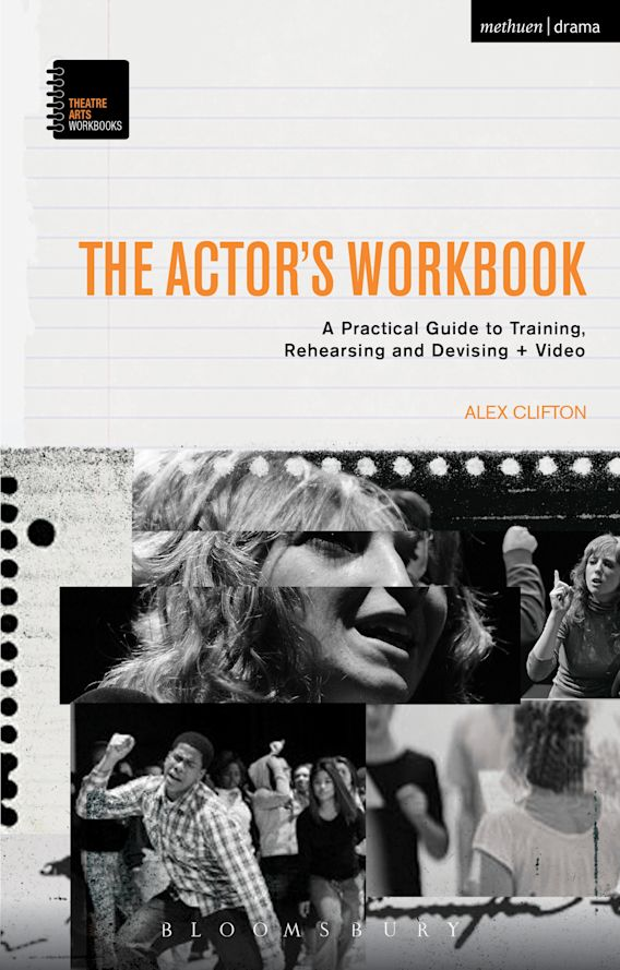 The Actor's Workbook cover