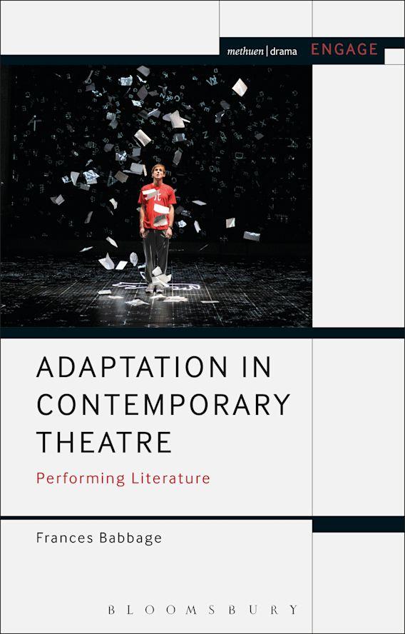 Adaptation in Contemporary Theatre cover