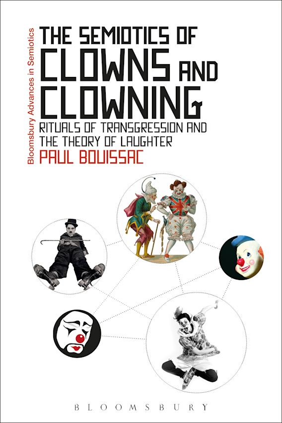 The Semiotics of Clowns and Clowning cover