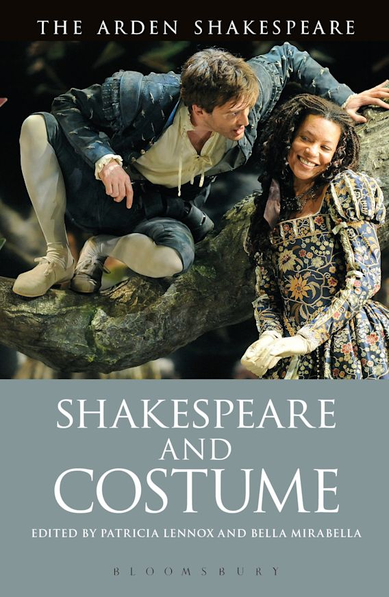 Shakespeare and Costume cover