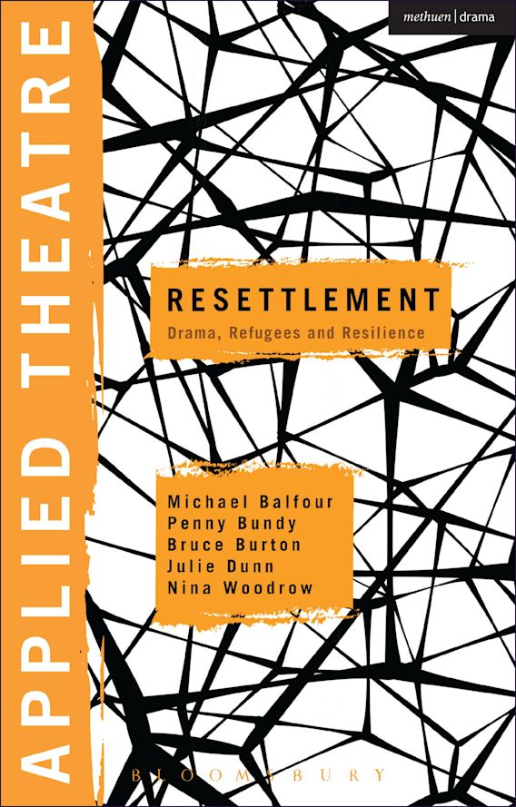 Applied Theatre: Resettlement cover
