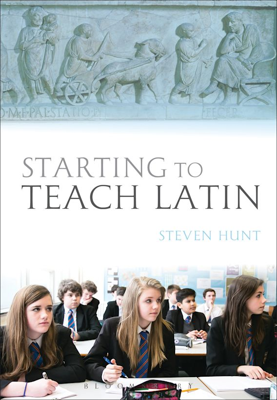Starting to Teach Latin cover