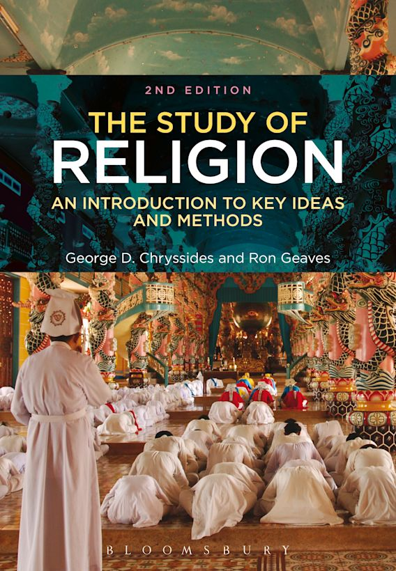 The Study of Religion cover