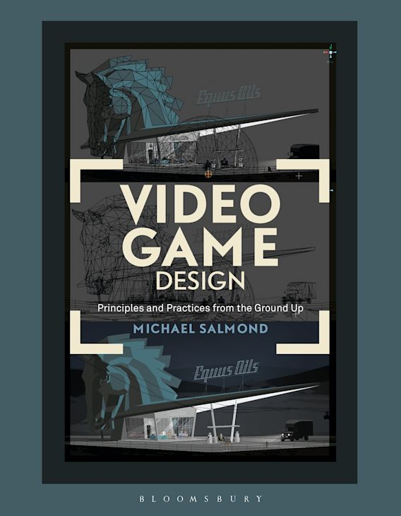 Video Game Design cover