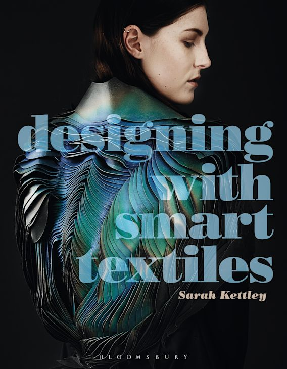 Designing with Smart Textiles cover