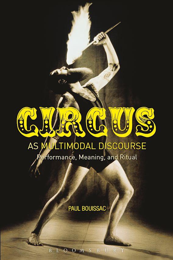 Circus as Multimodal Discourse cover