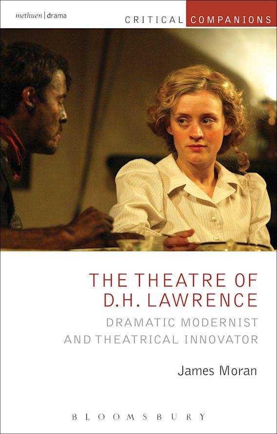 The Theatre of D.H. Lawrence cover