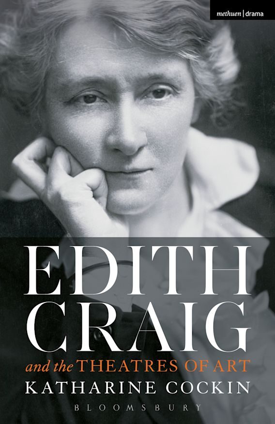 Edith Craig and the Theatres of Art cover