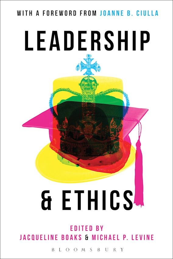 Leadership and Ethics cover