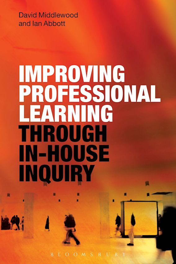 Improving Professional Learning through In-house Inquiry cover