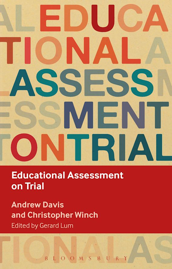 Educational Assessment on Trial cover