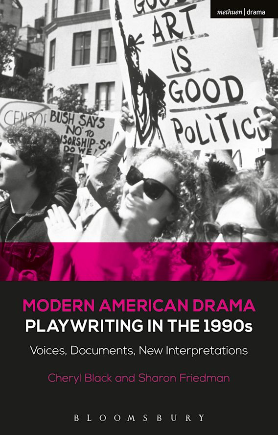 Modern American Drama: Playwriting in the 1990s cover