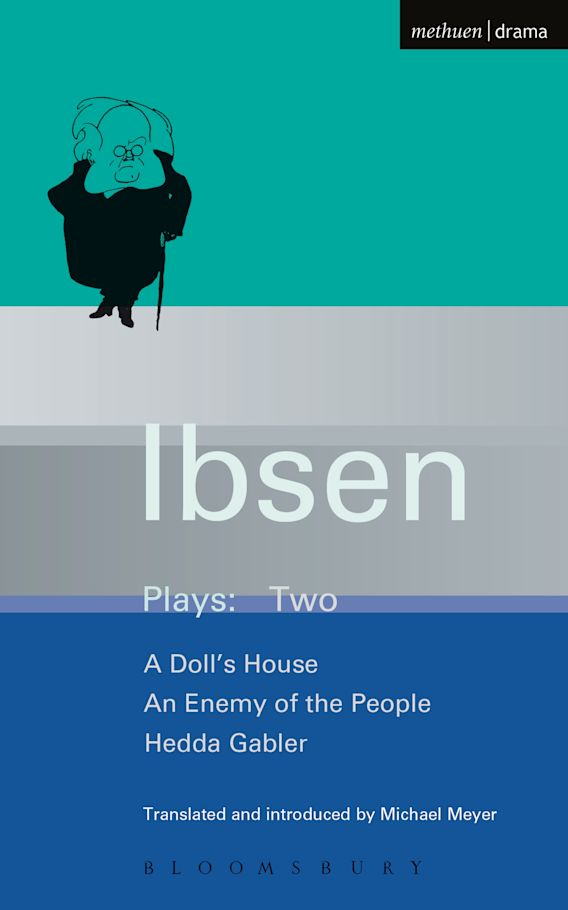 Ibsen Plays: 2 cover