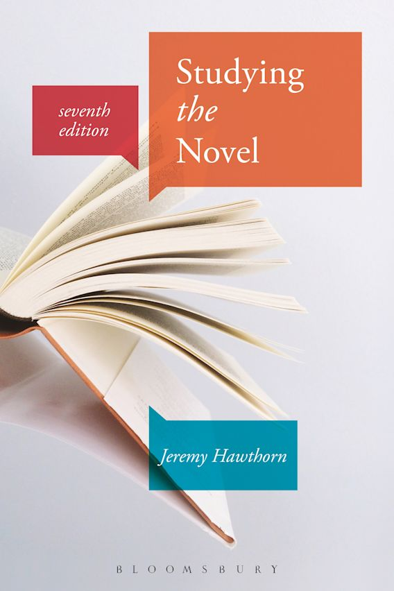 Studying the Novel cover