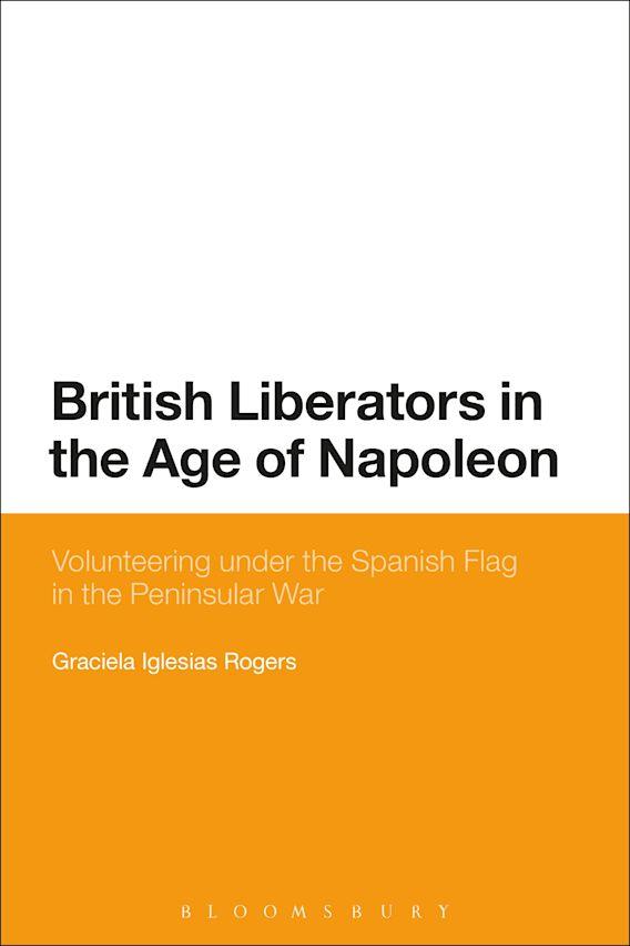 British Liberators in the Age of Napoleon cover