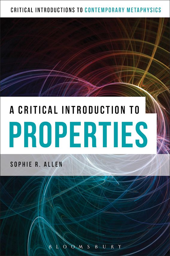A Critical Introduction to Properties cover