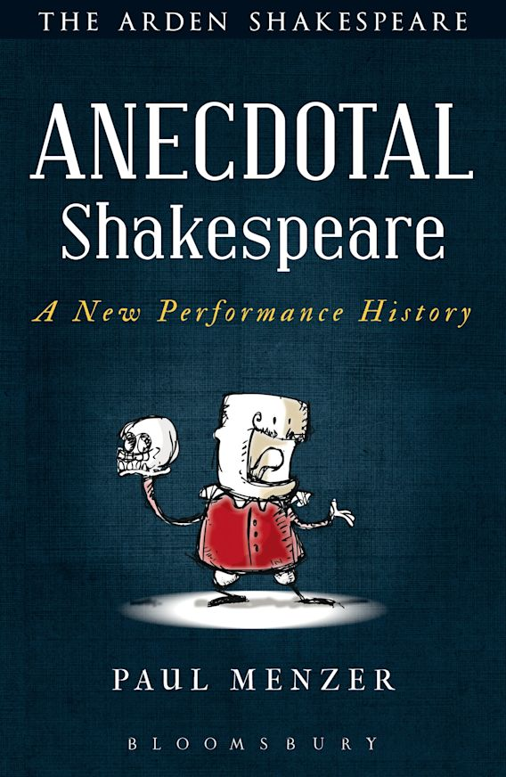 Anecdotal Shakespeare cover