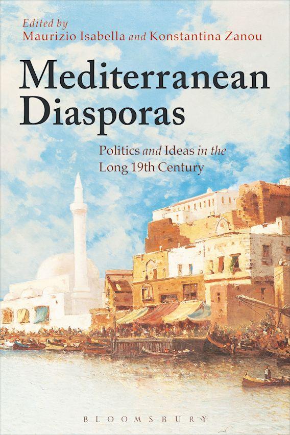 Mediterranean Diasporas cover