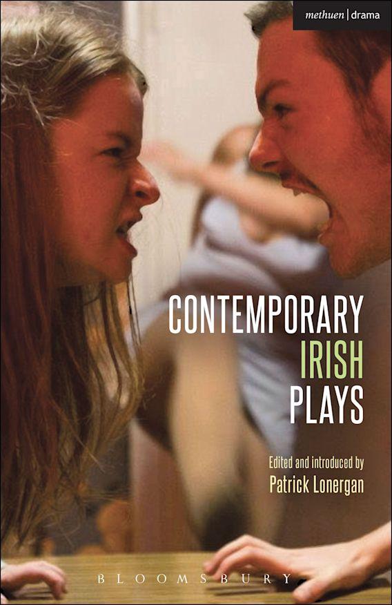 Contemporary Irish Plays cover