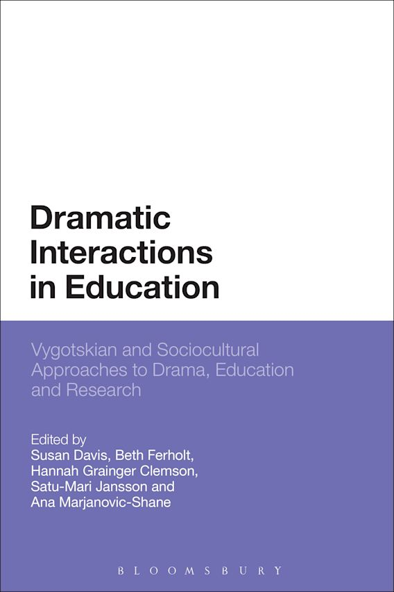 Dramatic Interactions in Education cover