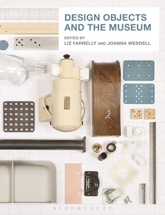 Design Objects and the Museum cover