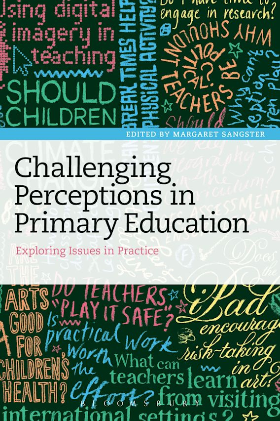 Challenging Perceptions in Primary Education cover