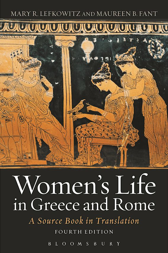 Women's Life in Greece and Rome cover