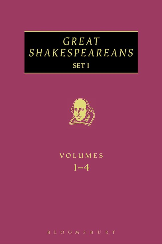 Great Shakespeareans Set I cover