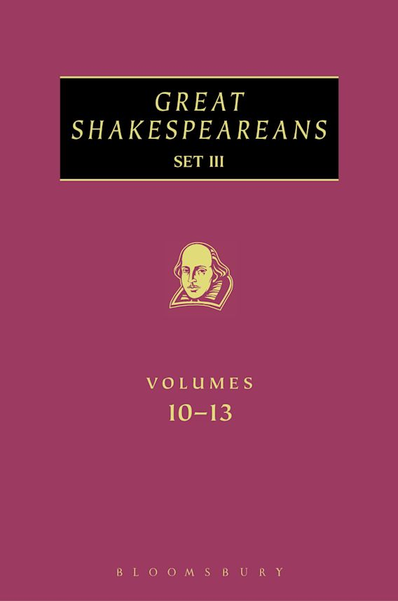 Great Shakespeareans Set III cover