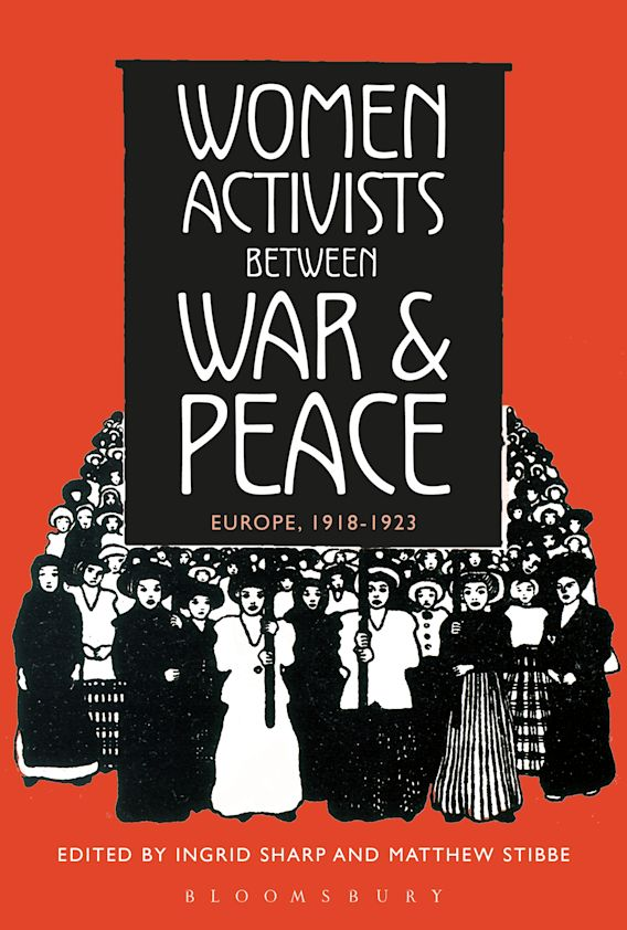 Women Activists between War and Peace cover
