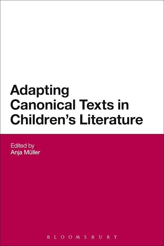 Adapting Canonical Texts in Children's Literature cover