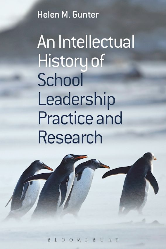 An Intellectual History of School Leadership Practice and Research cover