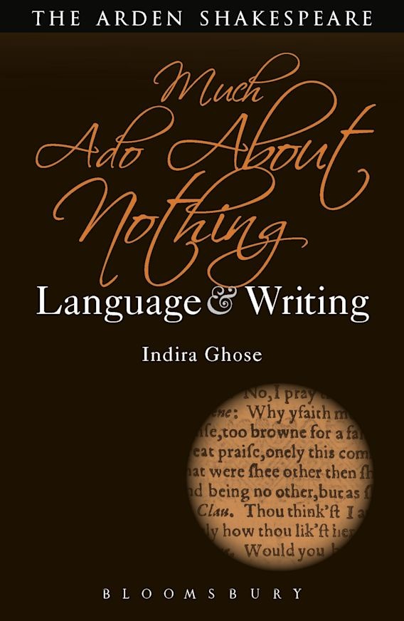 Much Ado About Nothing: Language and Writing cover