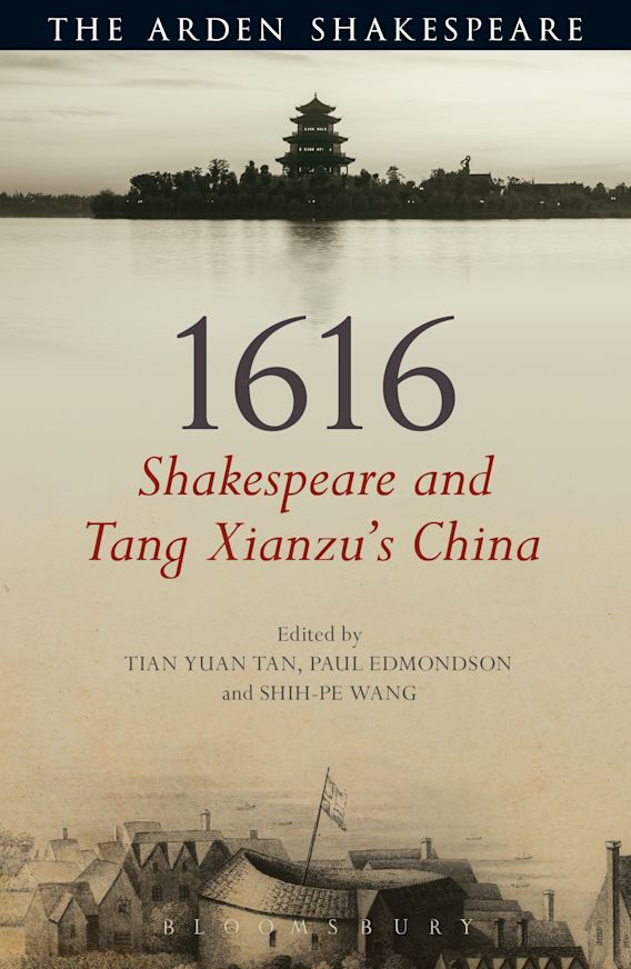 1616: Shakespeare and Tang Xianzu's China cover