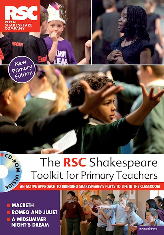 The RSC Shakespeare Toolkit for Primary Teachers cover